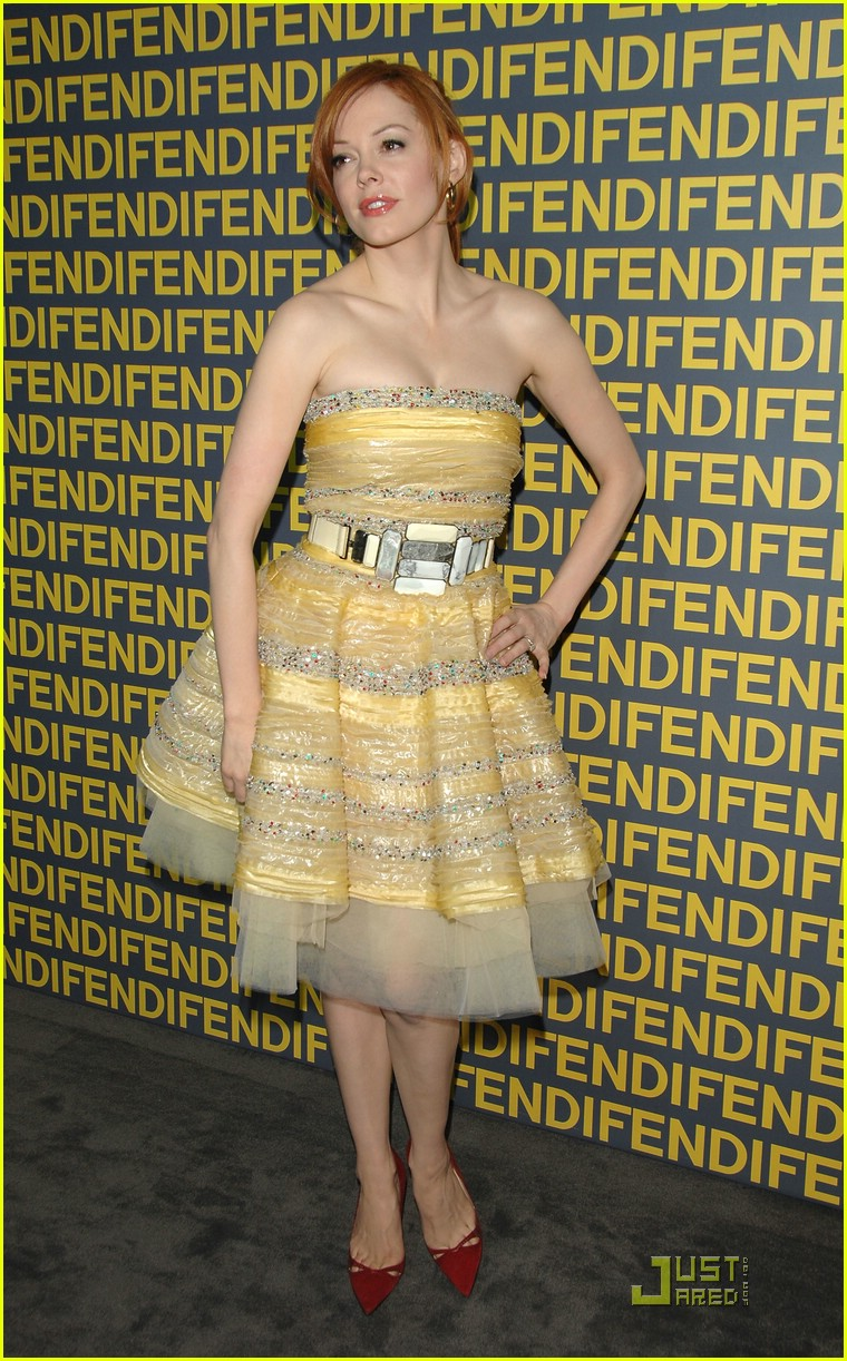 rose mcgowan fendi 13