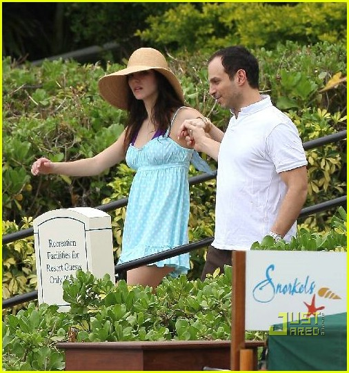 katharine mcphee honeymoon hawaii 19927411