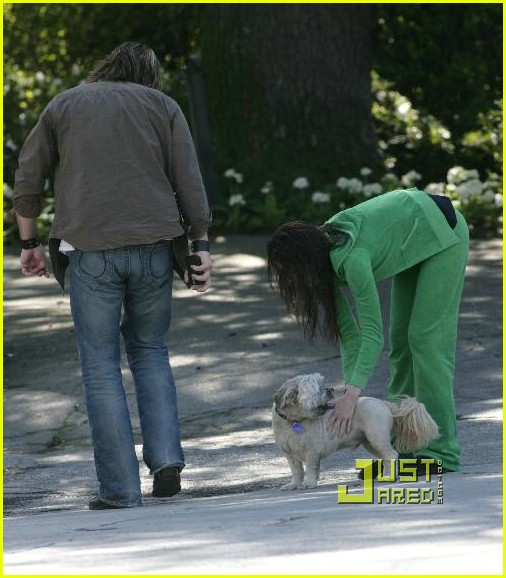 miley cyrus stray dog 09