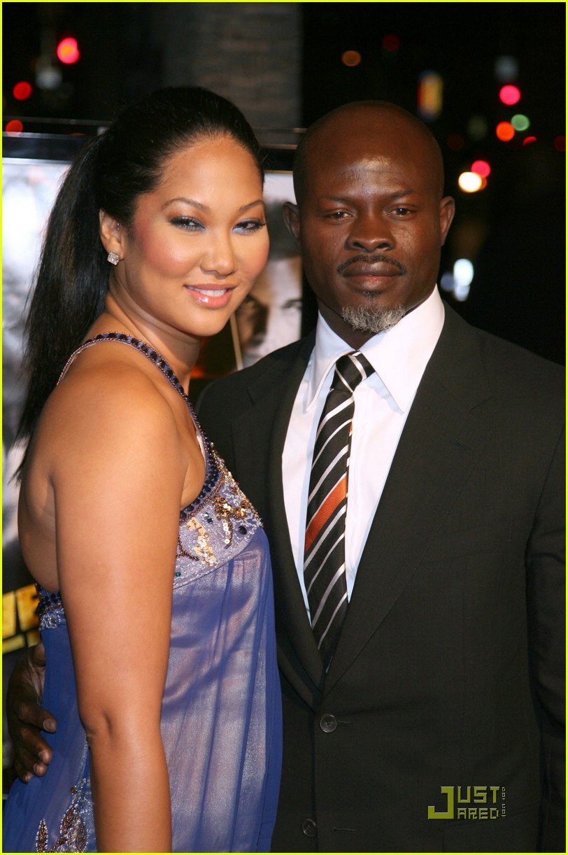 kimora lee djimon hounsou never back down 06975371