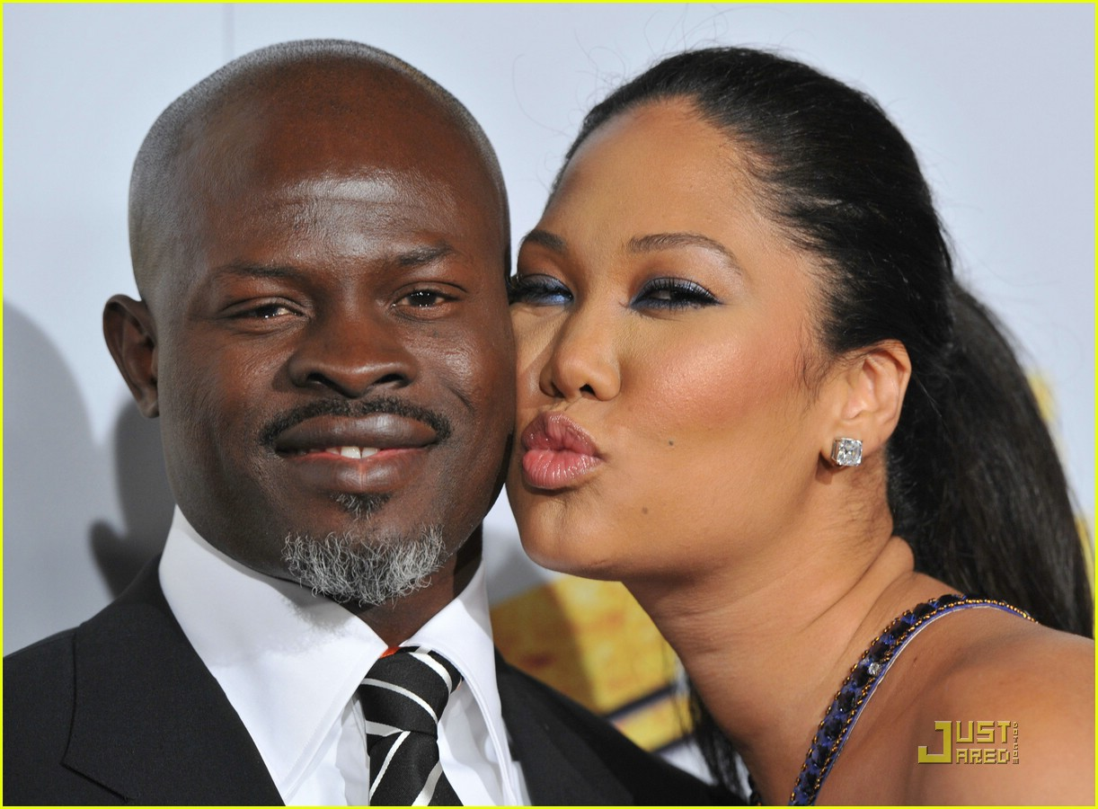 kimora lee djimon hounsou never back down 13975441