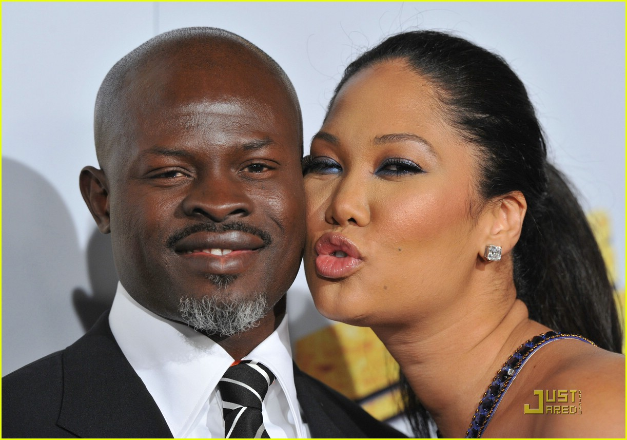 kimora lee djimon hounsou never back down 15975461