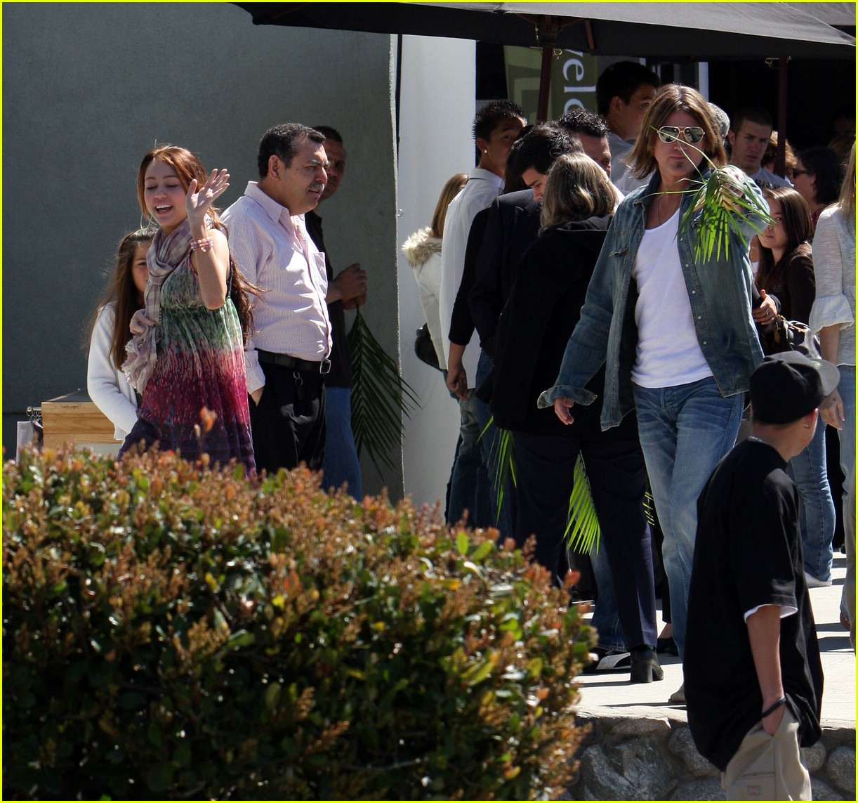 miley cyrus palm sunday 10