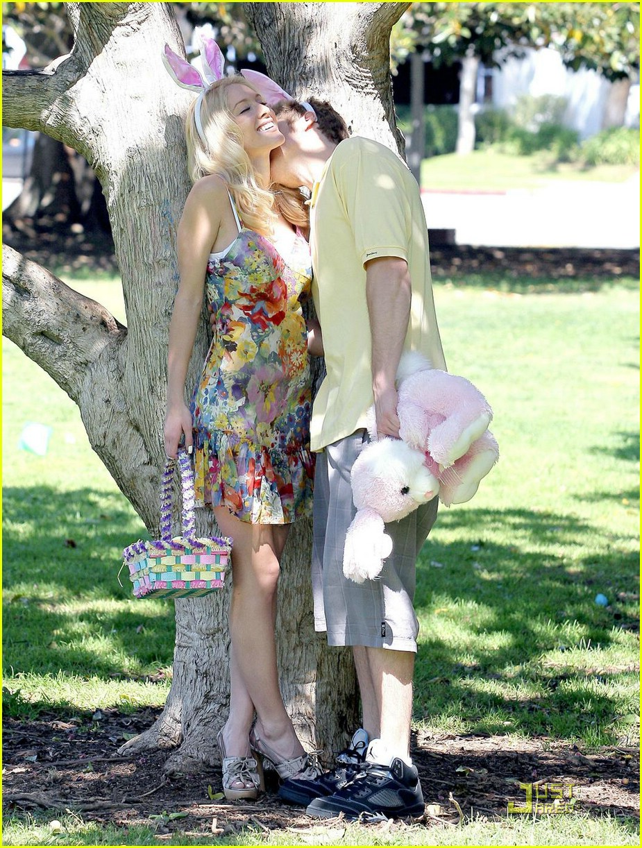 heidi montag easter 05