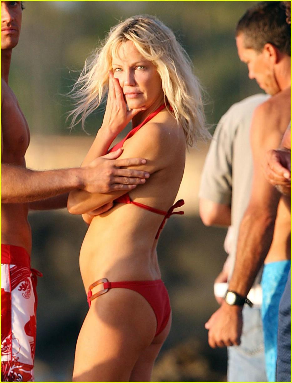 Heather locklear Bikini in