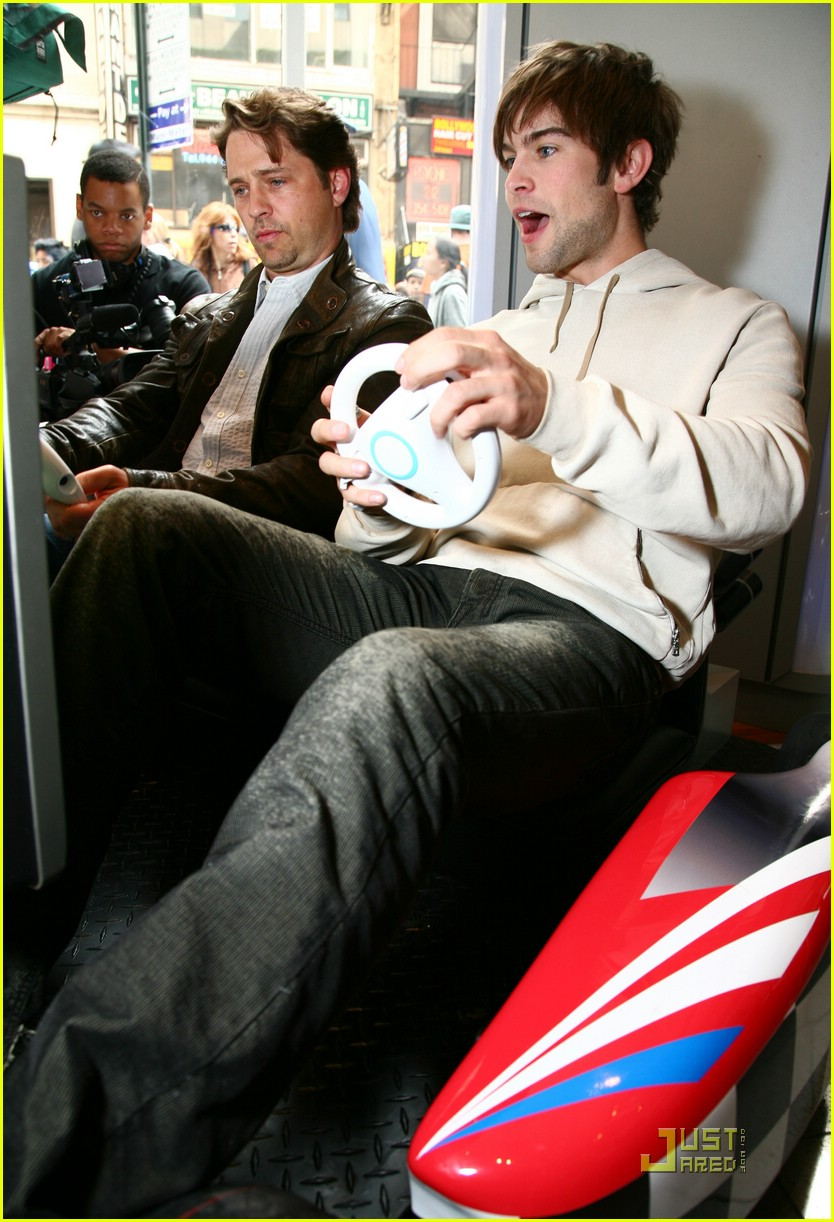 chace crawford wii wheel 09