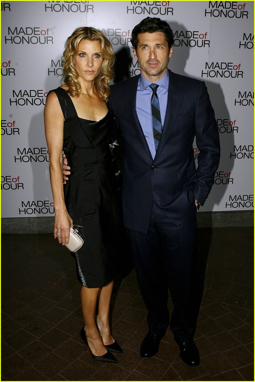 patrick dempsey made of honor premiere 08