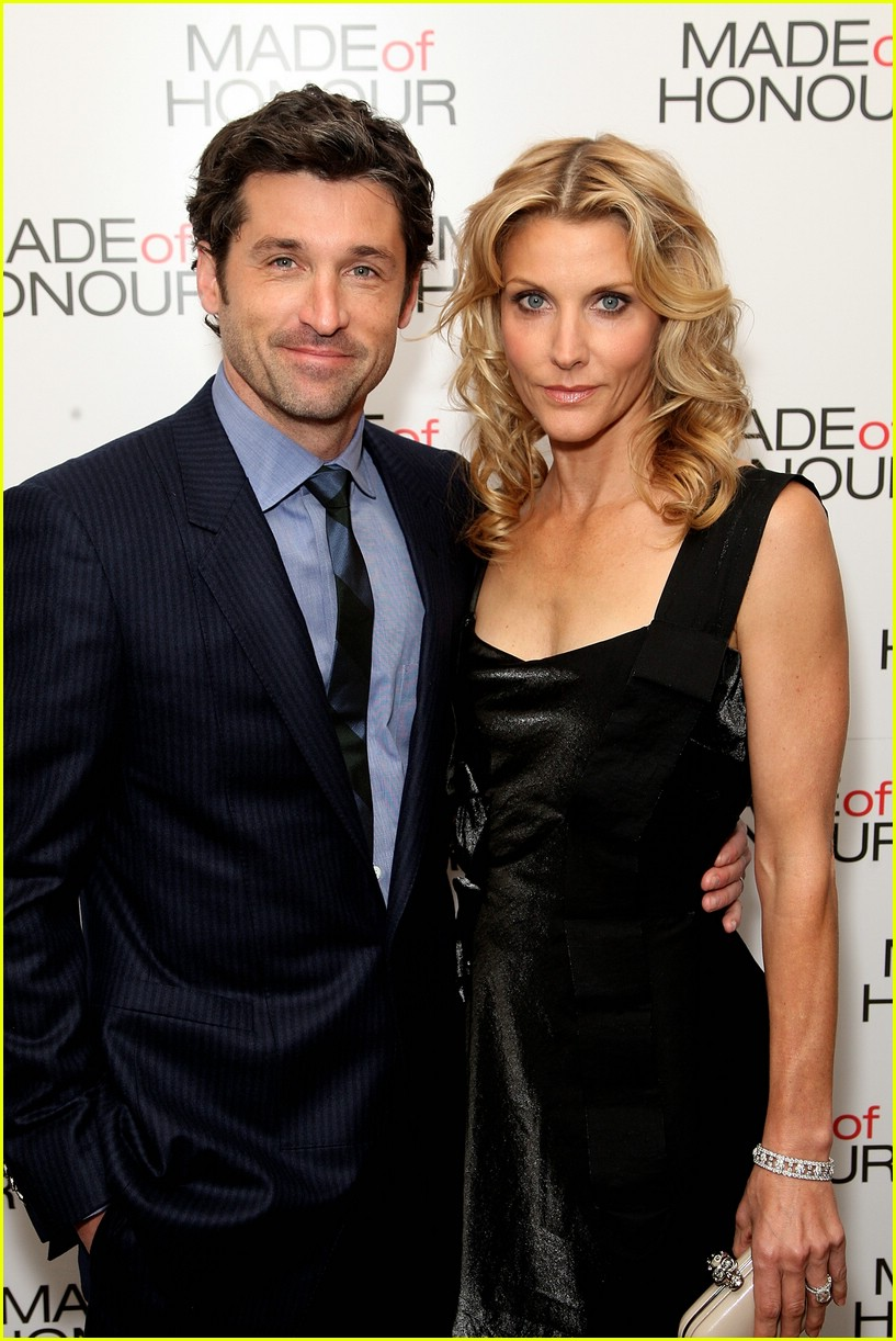 patrick dempsey made of honor premiere 10