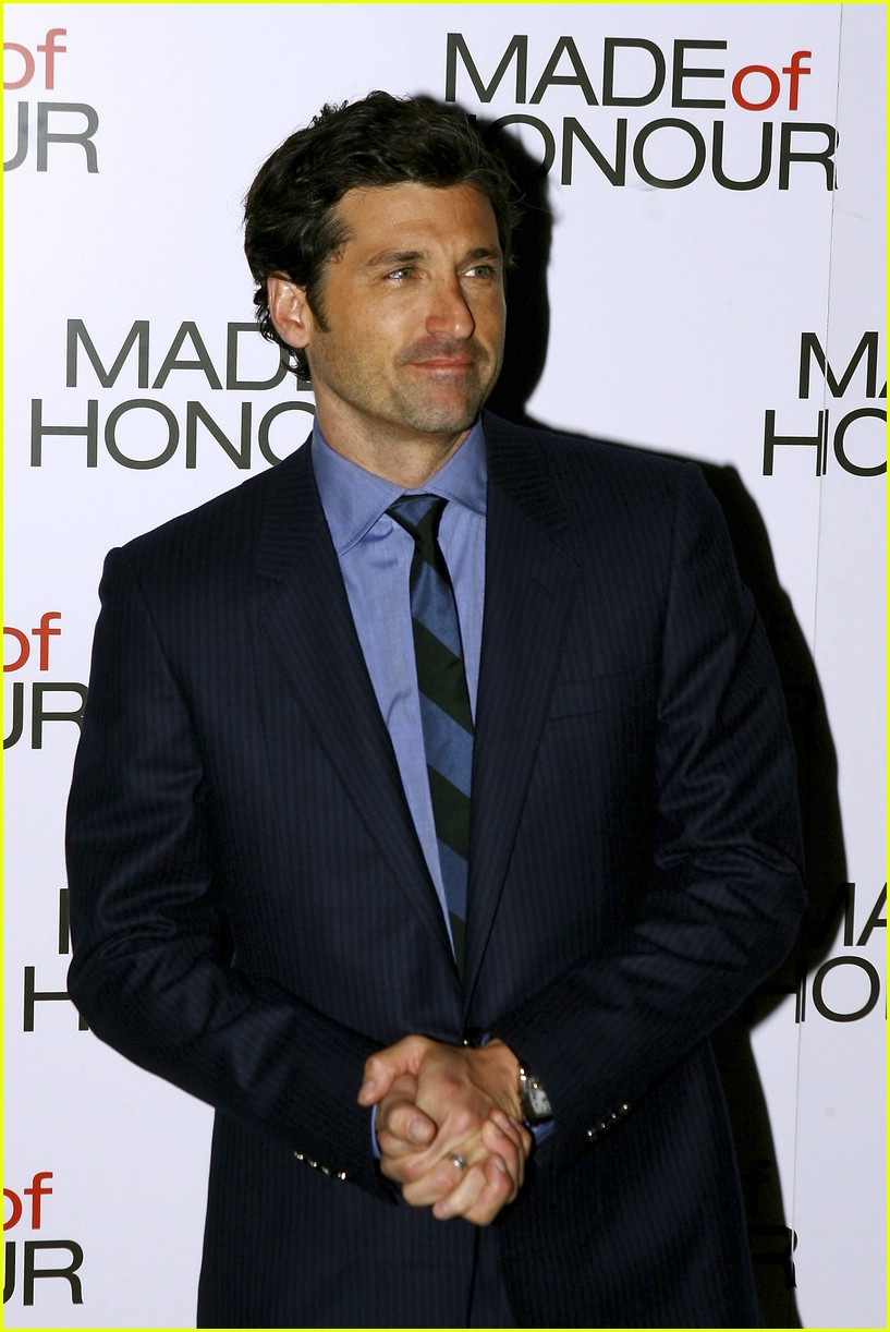 patrick dempsey made of honor premiere 13