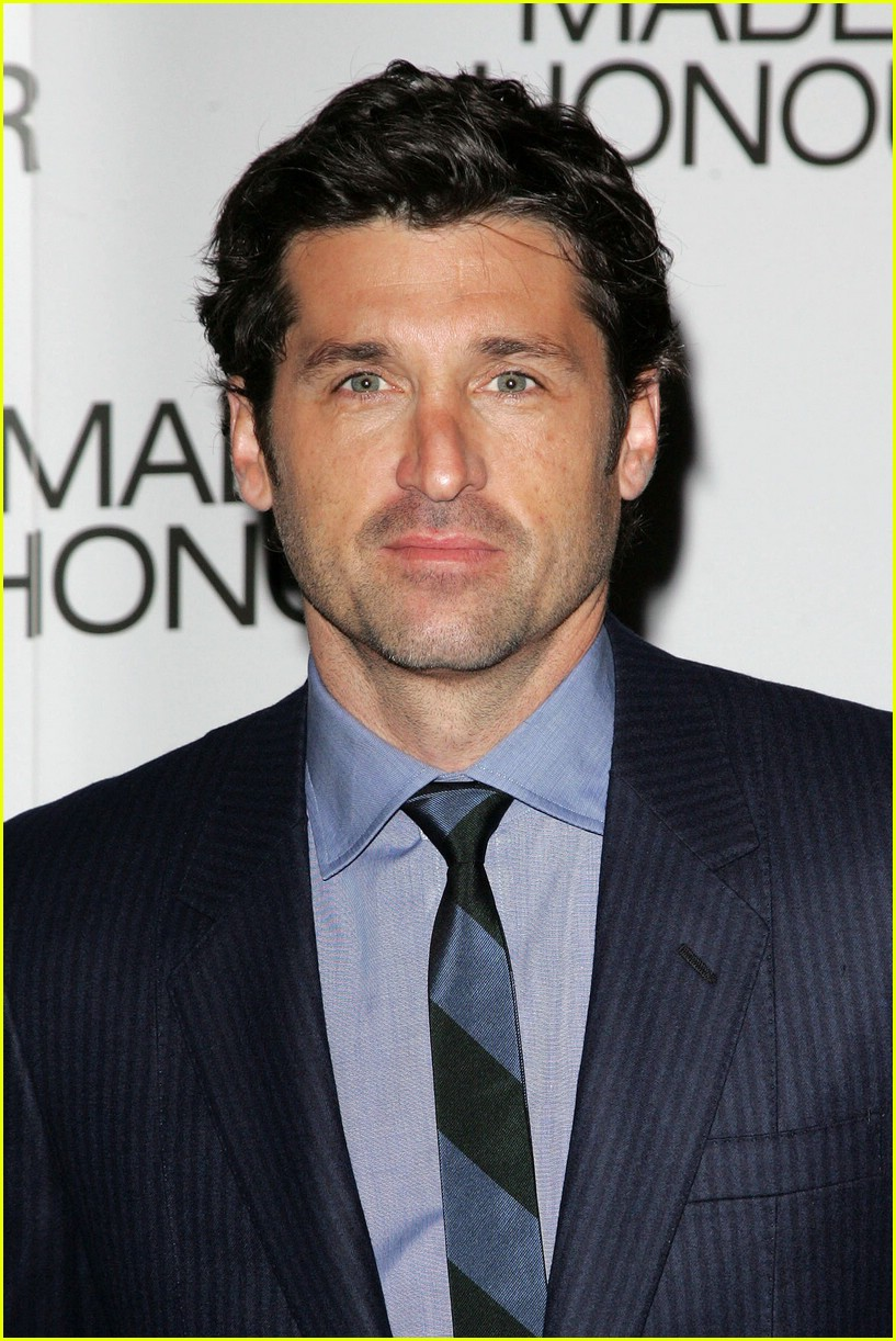 patrick dempsey made of honor premiere 25