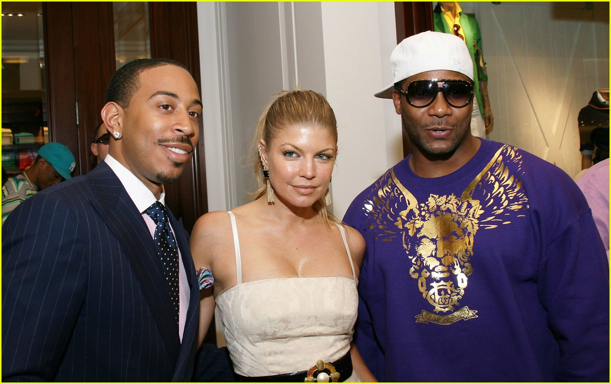 fergie ludacris foundation 12