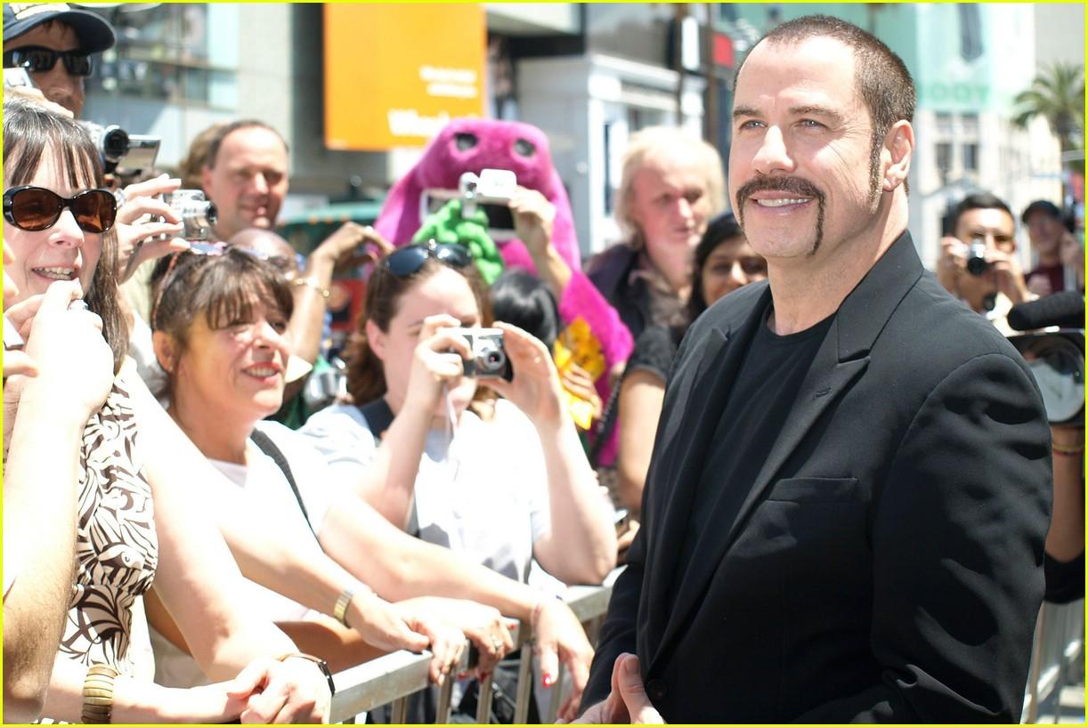 john travolta mustache 10