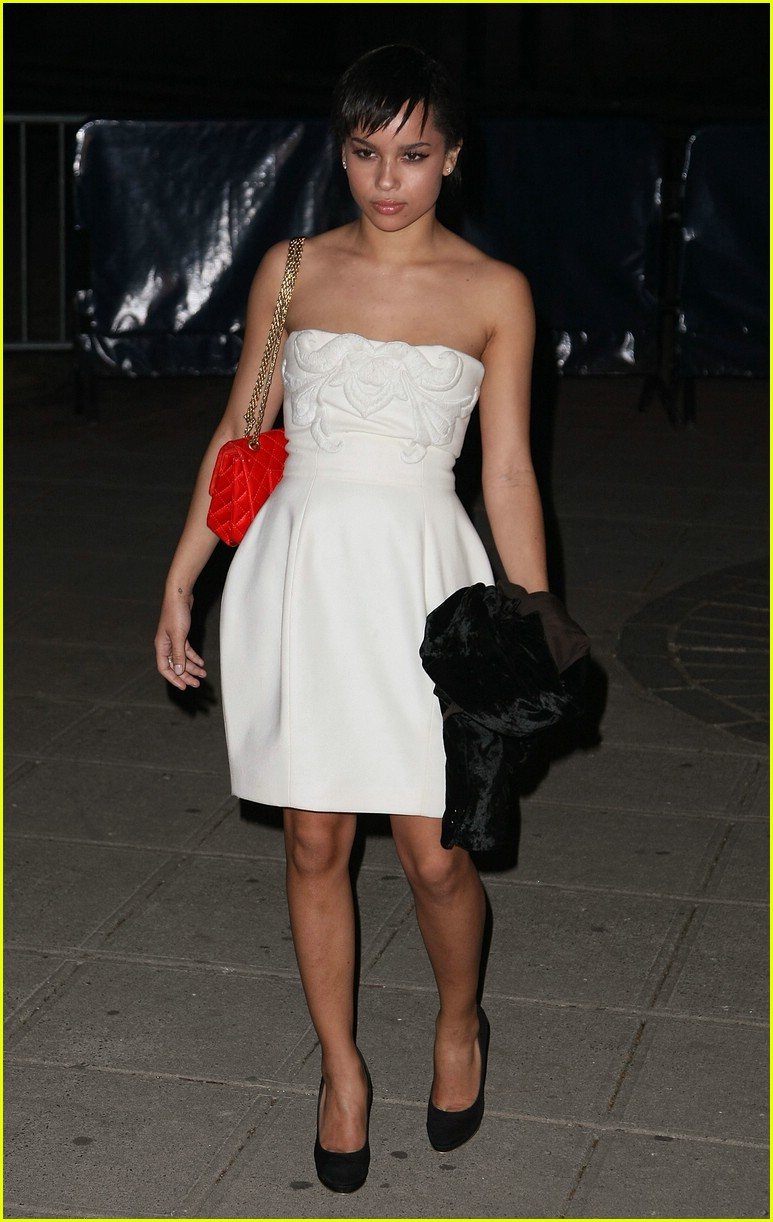 zoe kravitz chanel tennessee tribeca 15