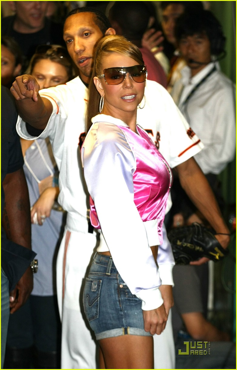 mariah carey baseball 121162451