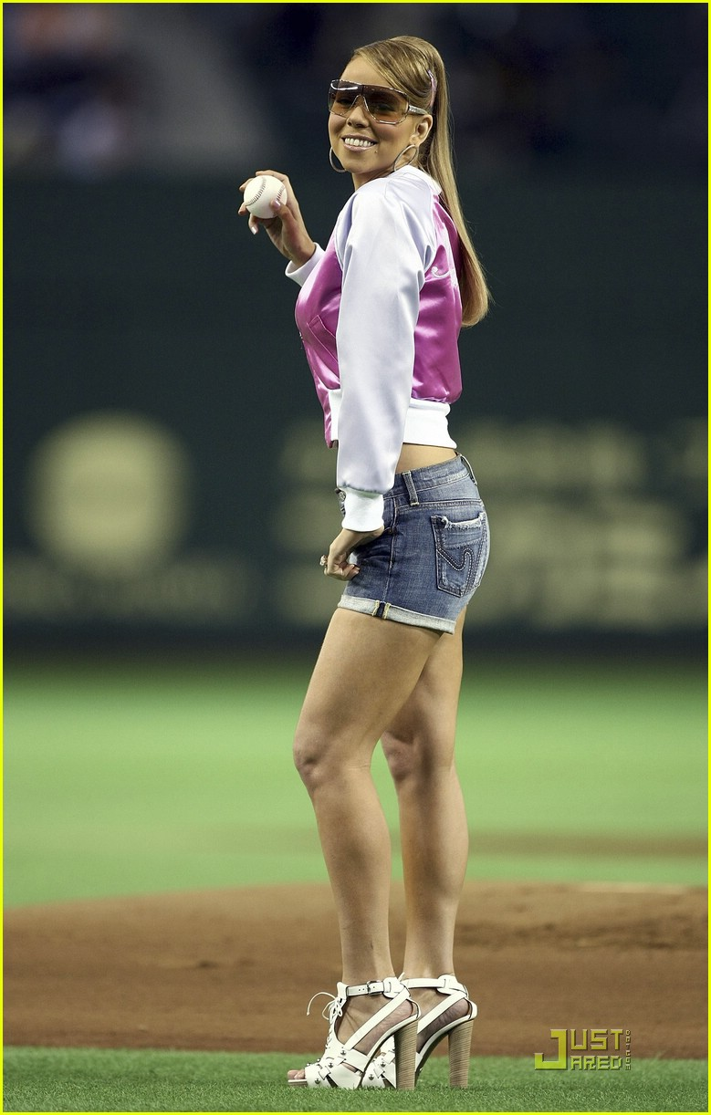 mariah carey baseball 15