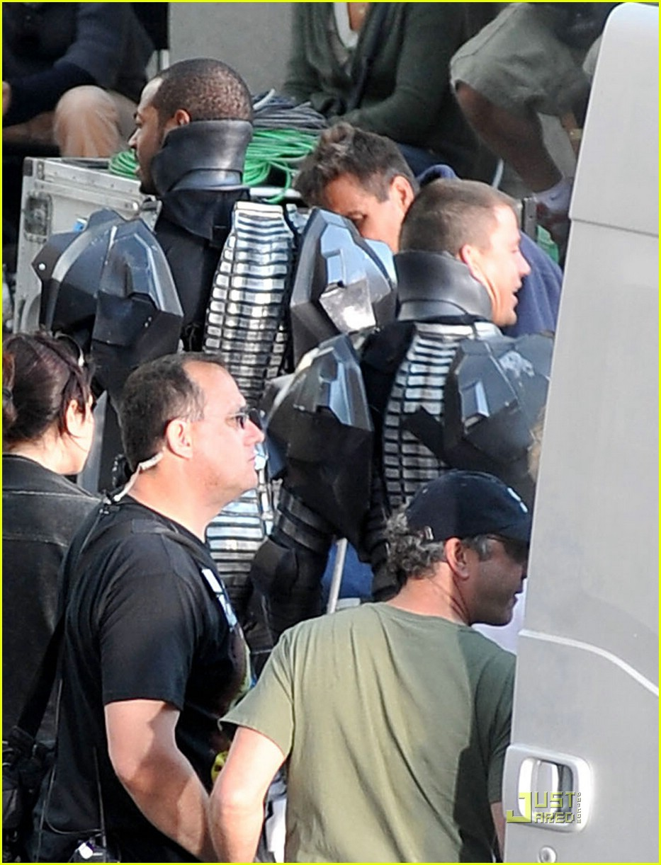 channing tatum filming gi joe 091130621
