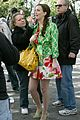 leighton meester green gossip girl 22