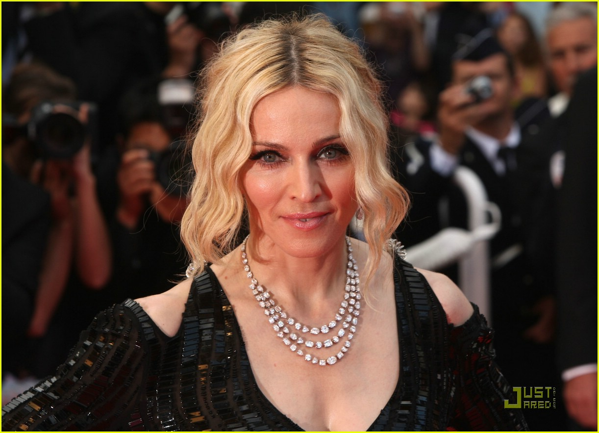 madonna cannes 32