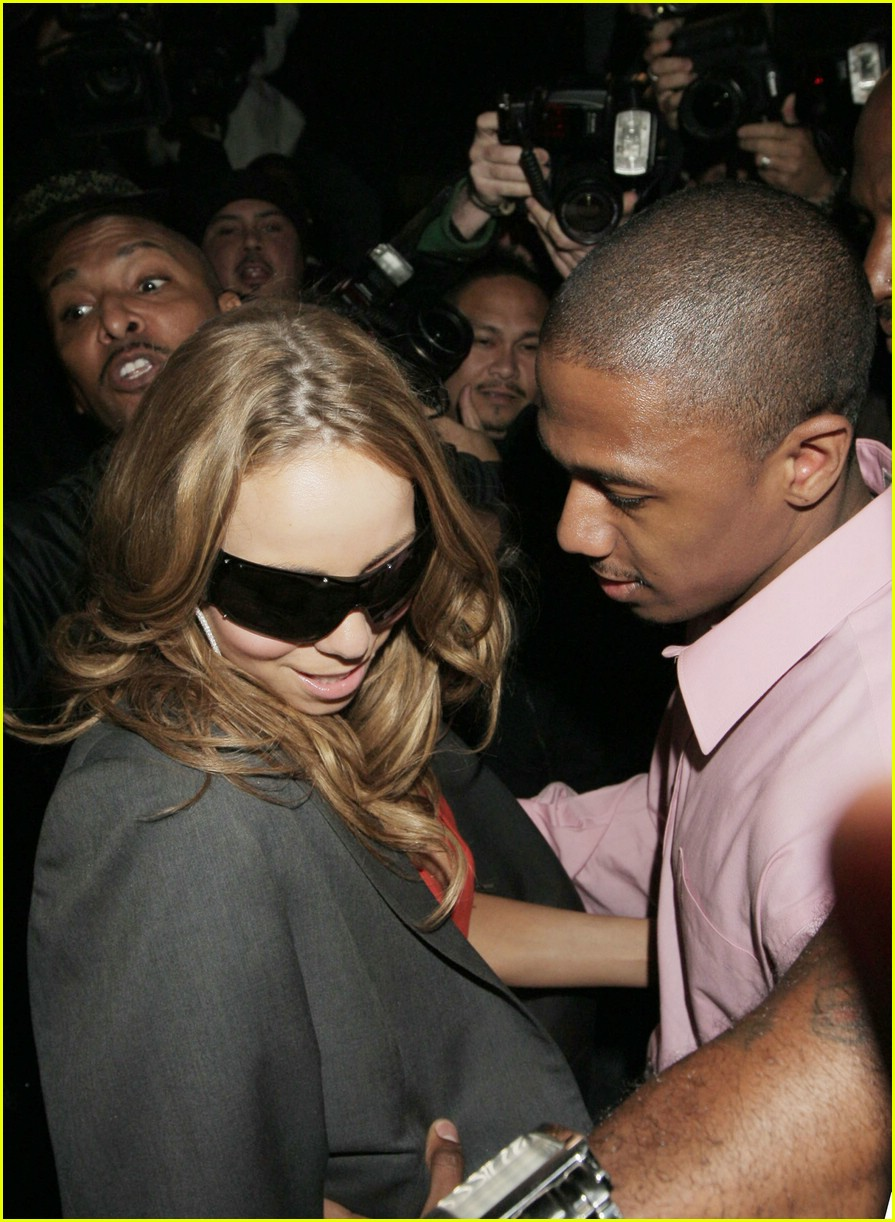 mariah carey nick cannon gyu kaku 25