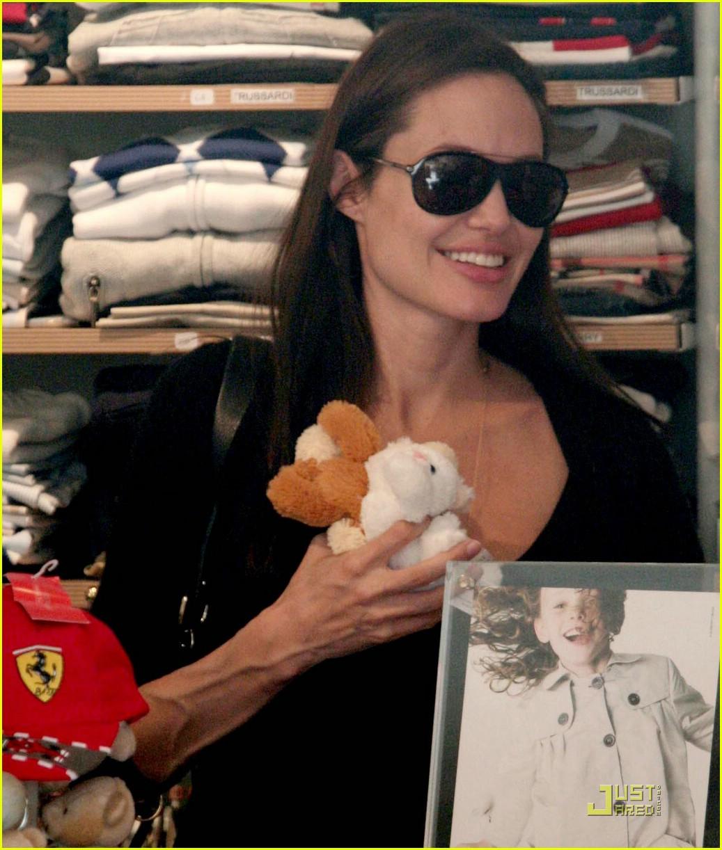 Full Sized Photo of an... Angelina Jolie 2017