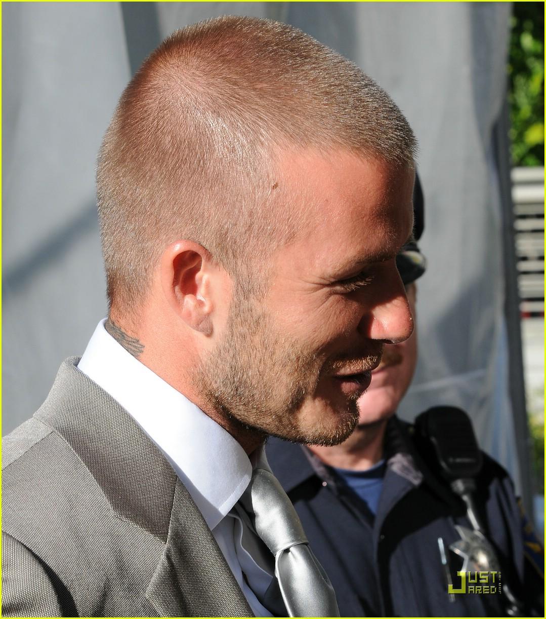 David Beckham Gets Tight With Emporio Armani Photo - David beckham armani hairstyle