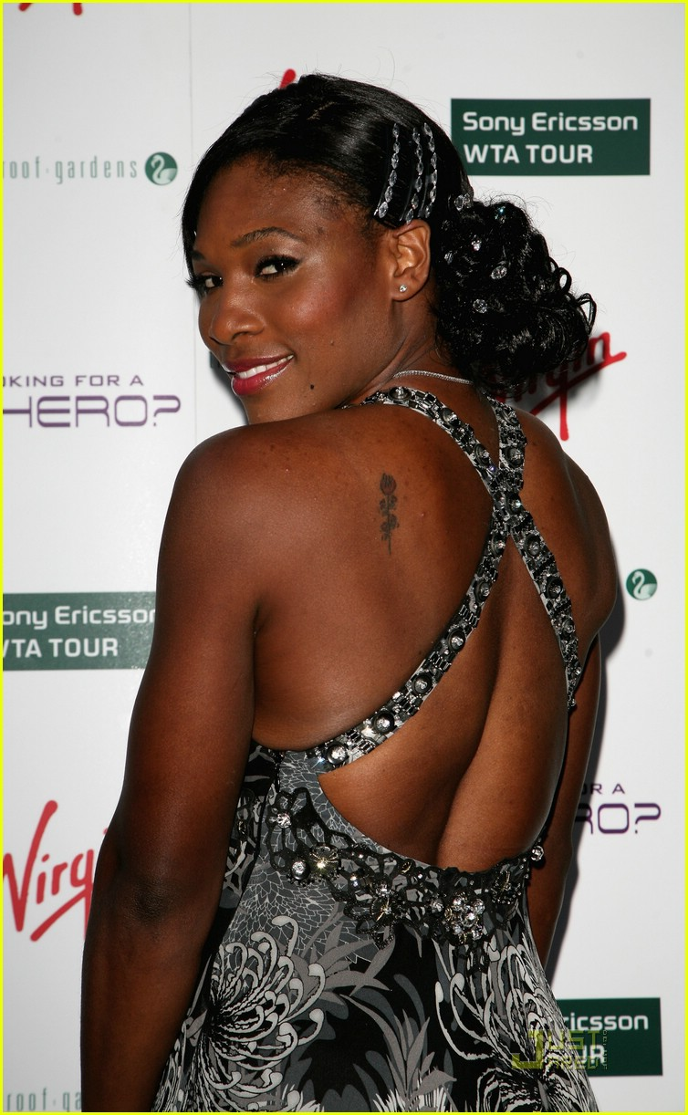 serena williams diamonds 16