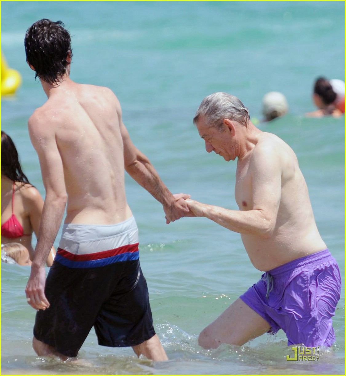 ian mckellen shirtless 011240011