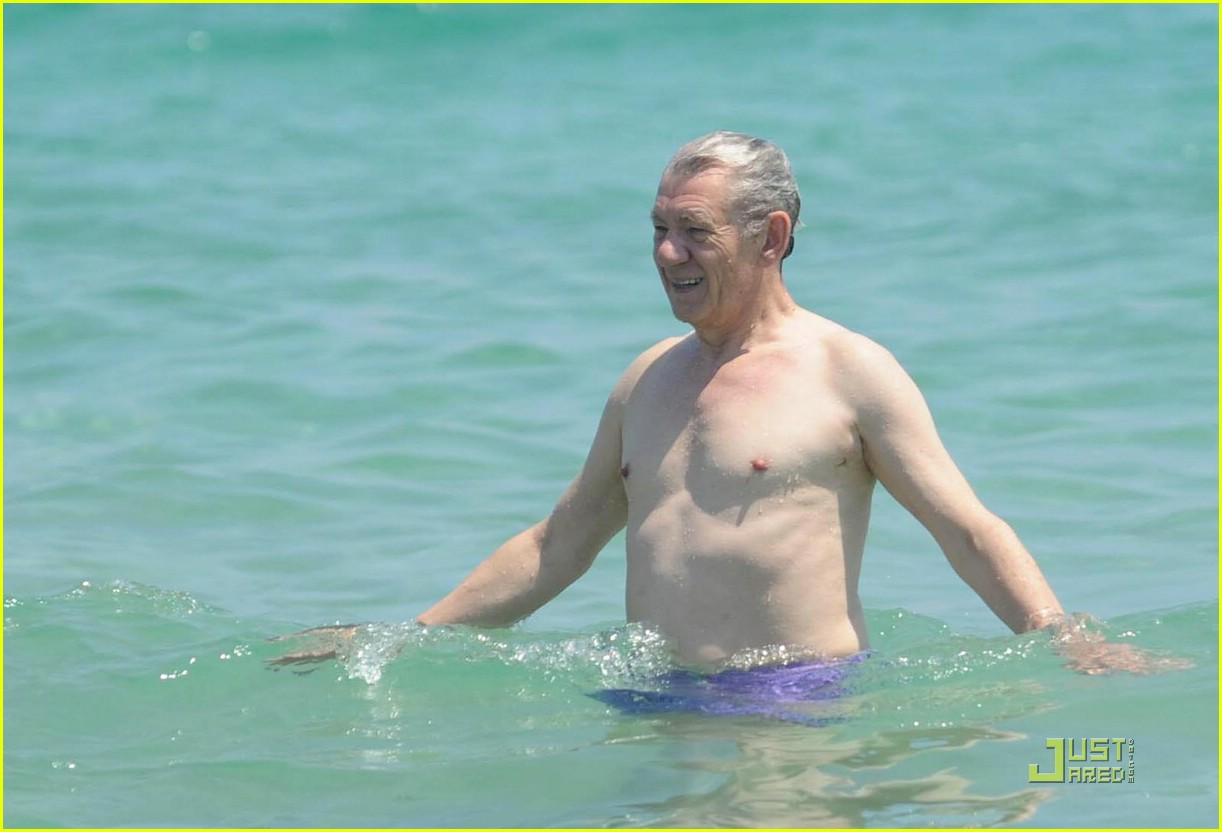 ian mckellen shirtless 06