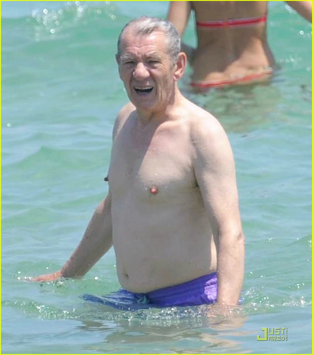 ian mckellen shirtless 11