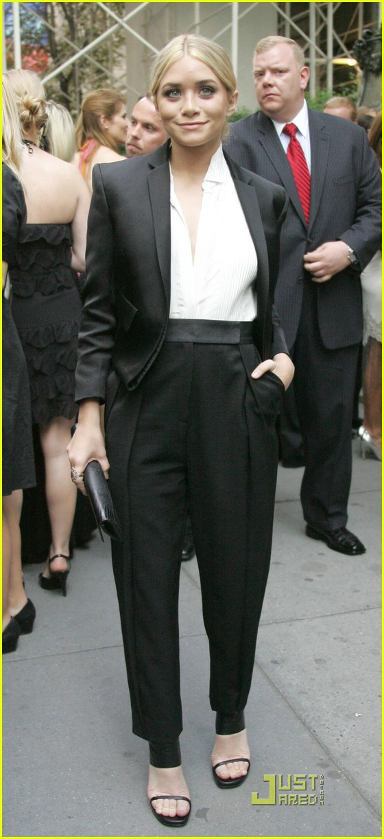 ashley olsen cfda fashion awards 04