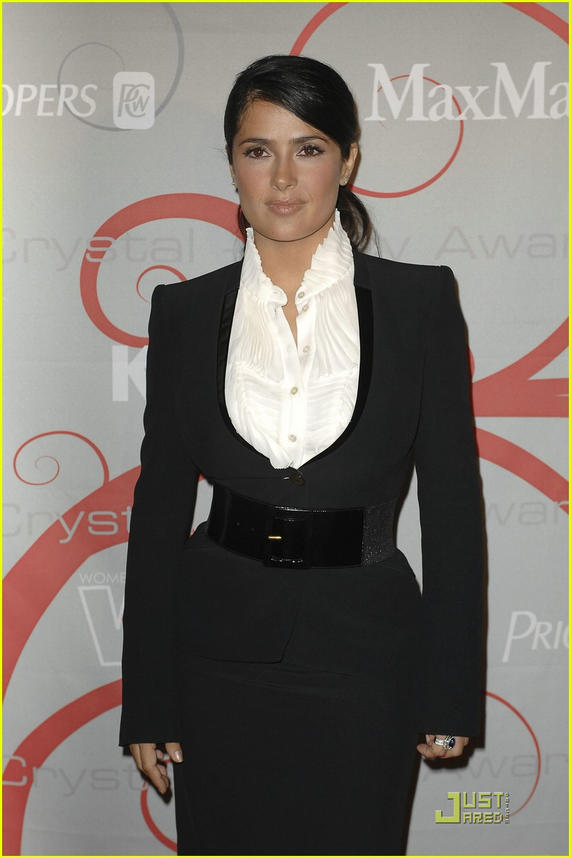 salma hayek crystal lucy awards 19