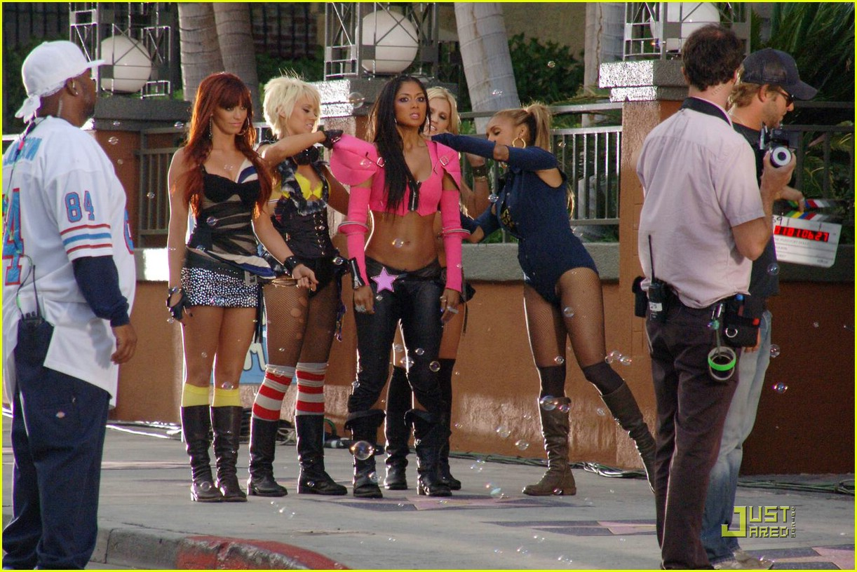 nicole scherzinger pussycat dolls when i grow up 05