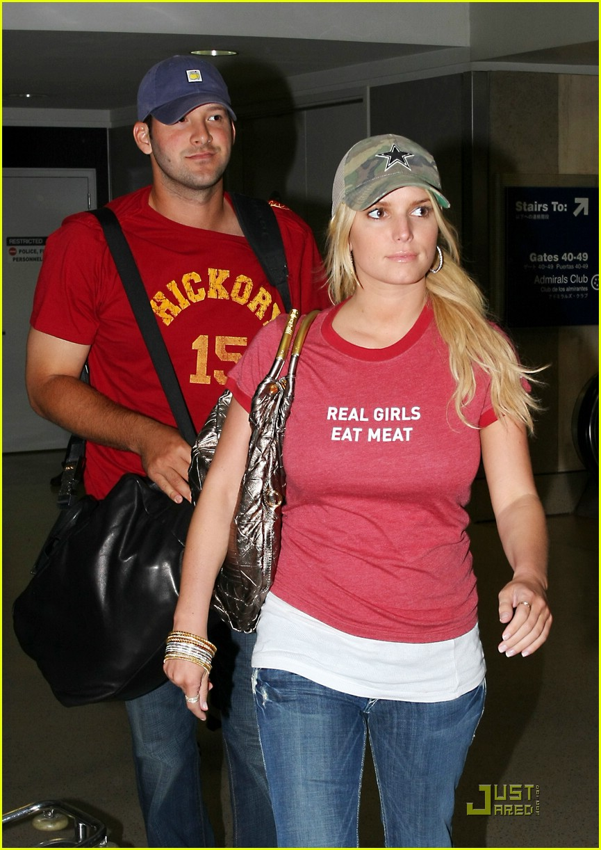 jessica simpson real girls eat meat 06