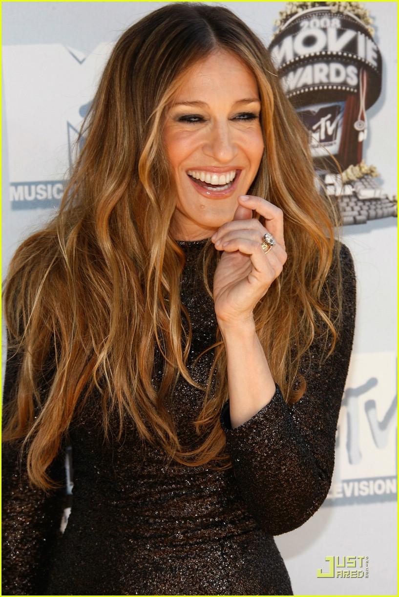Sarah Jessica Parker - MTV Movie Awards 2008   MTV Movie Awards ...