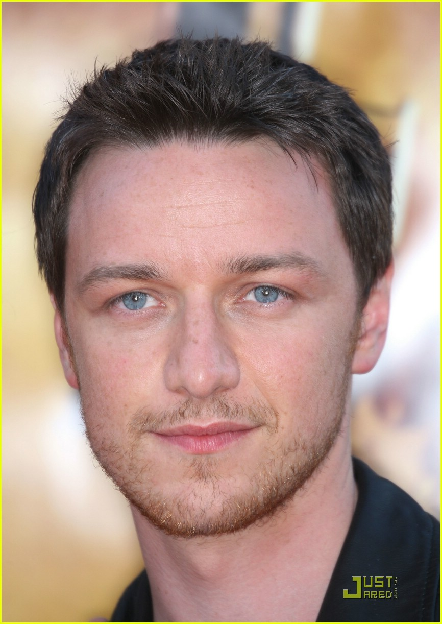Posted in James McAvoy is a Wanted Hobbit