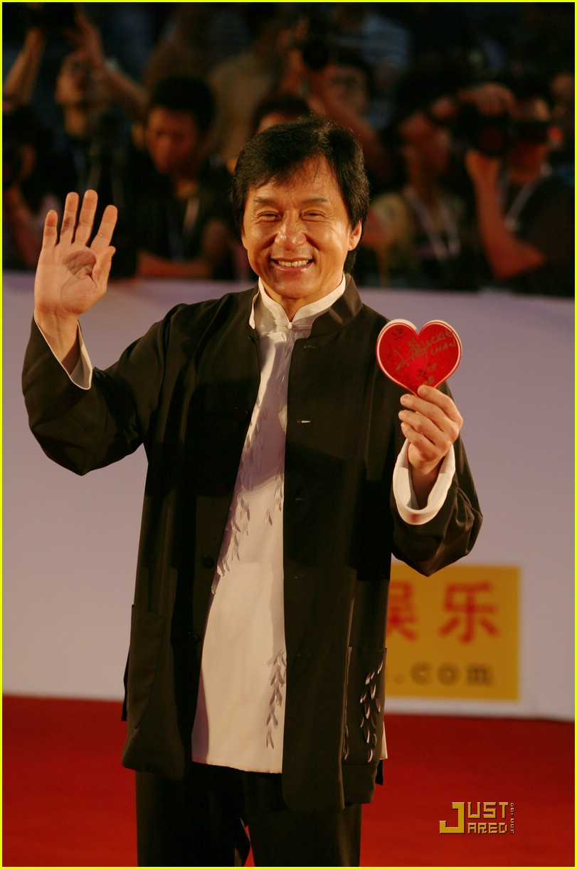 ziyi zhang jackie chan shanghai film festival 04