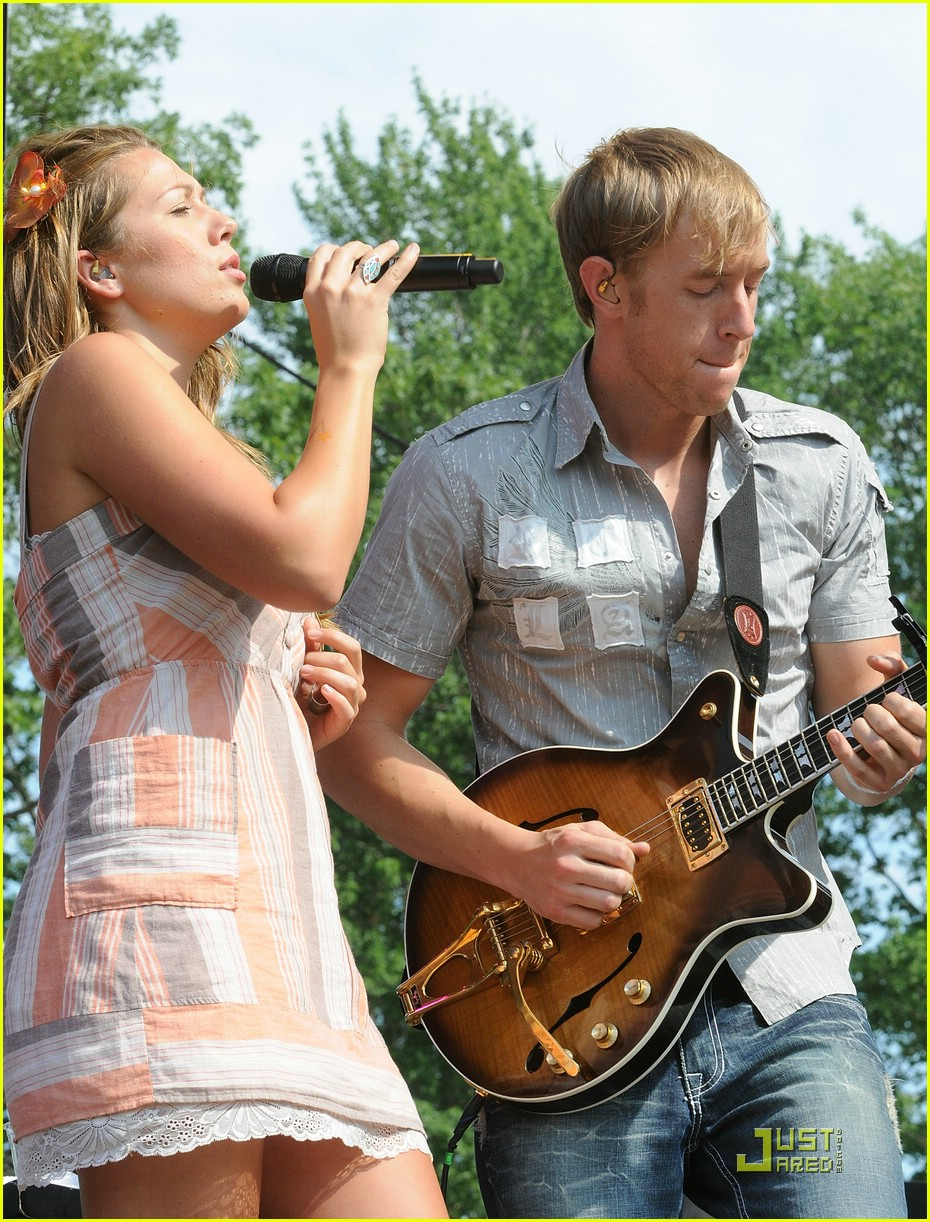 colbie caillat rothbury 07