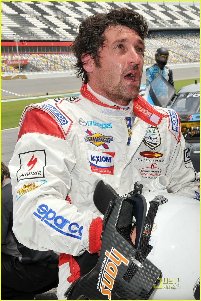 patrick dempsey days of thunder 11