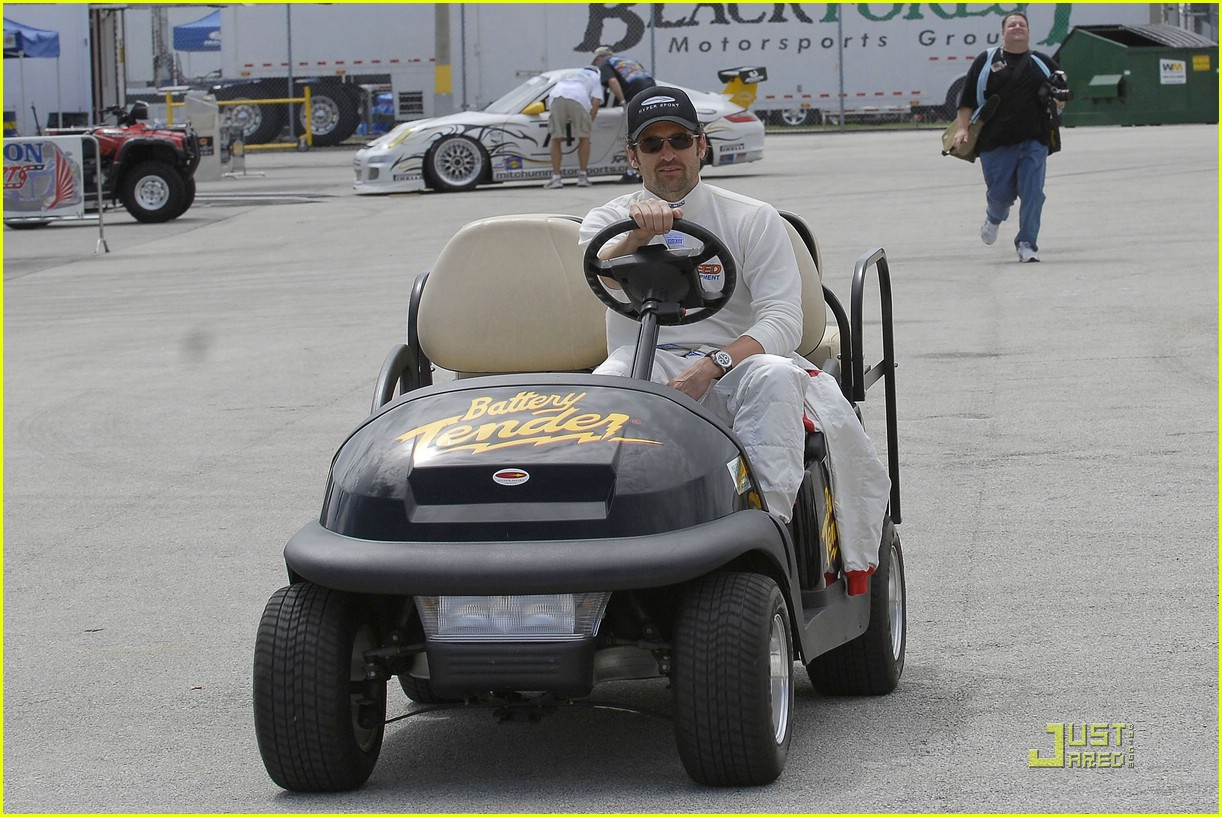 patrick dempsey days of thunder 14