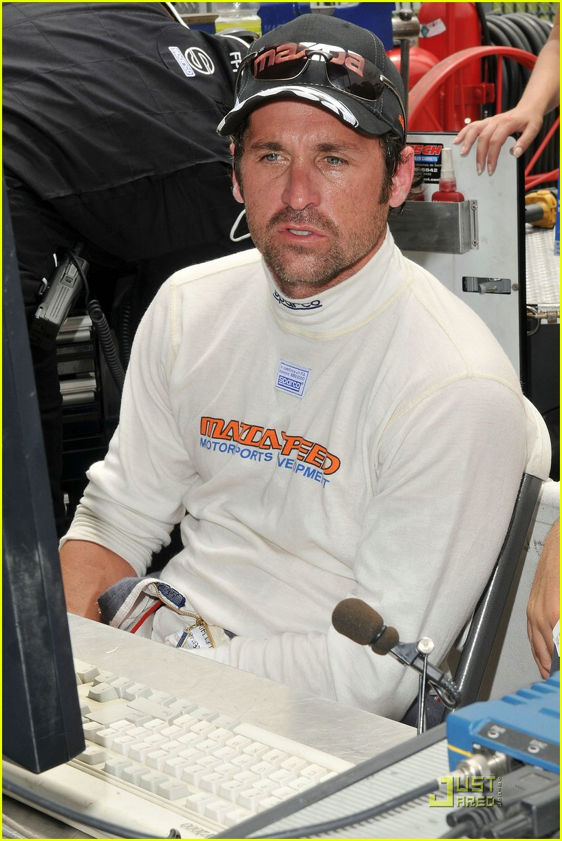 patrick dempsey days of thunder 16