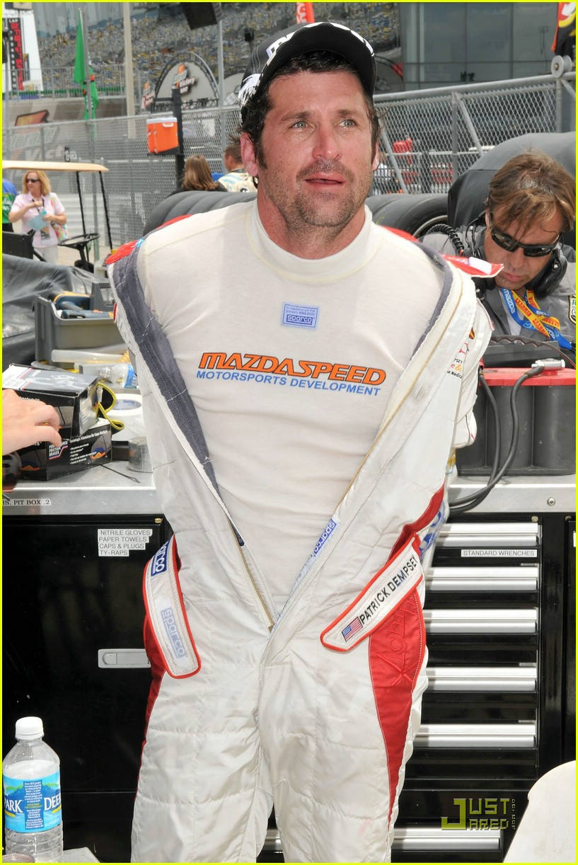 patrick dempsey days of thunder 31