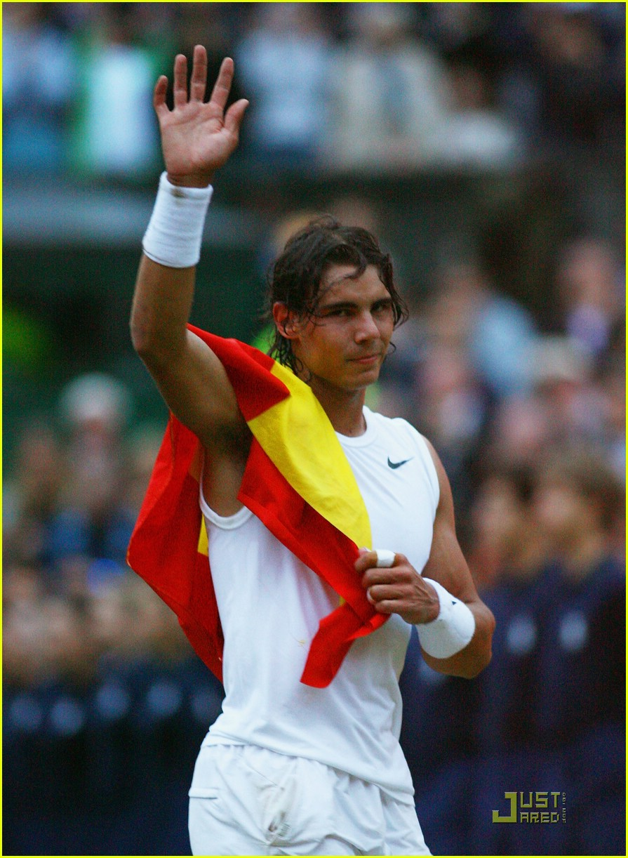 who won wimbledon rafael nadal 01