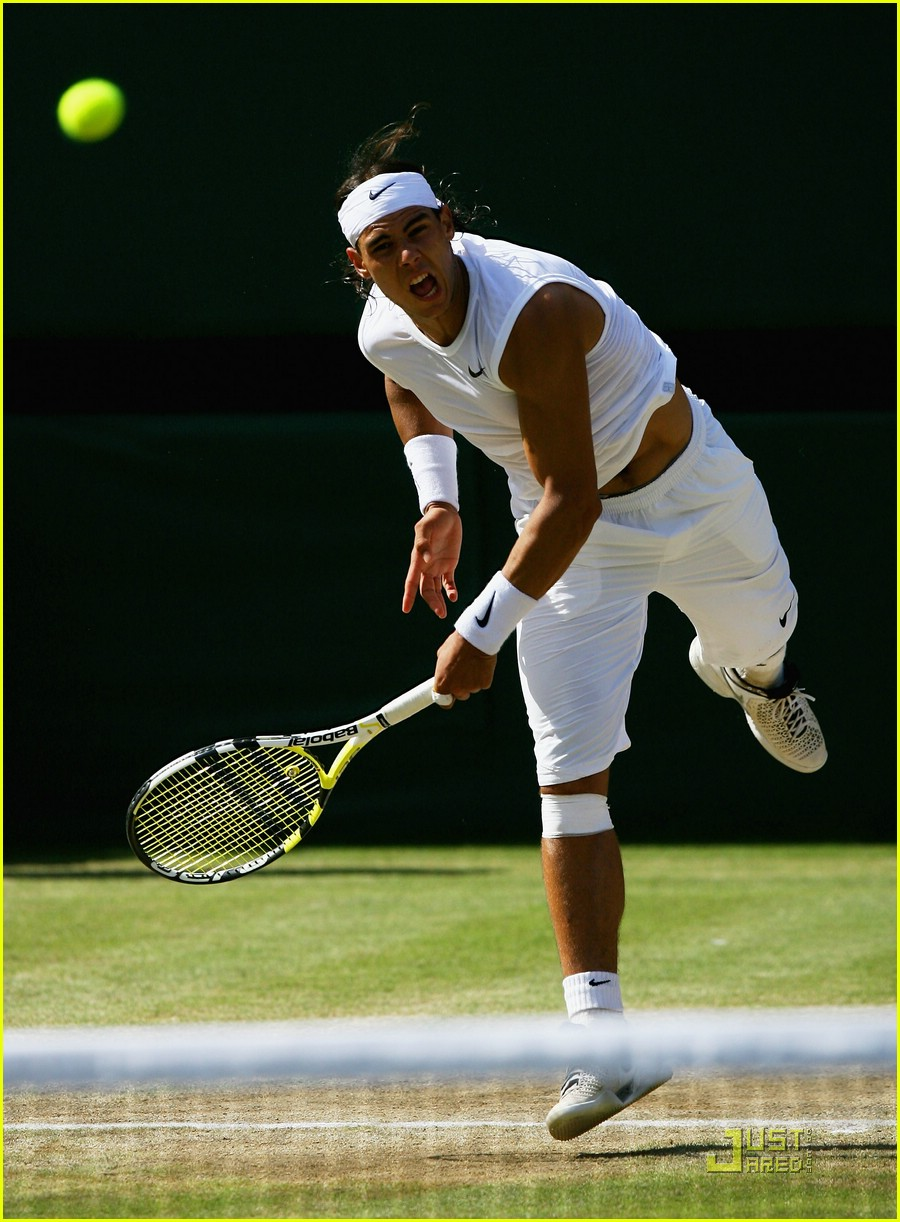 who won wimbledon rafael nadal 34
