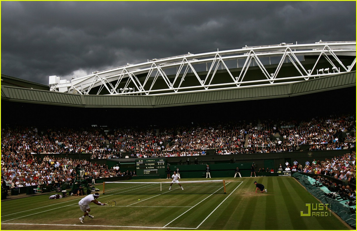 who won wimbledon rafael nadal 41