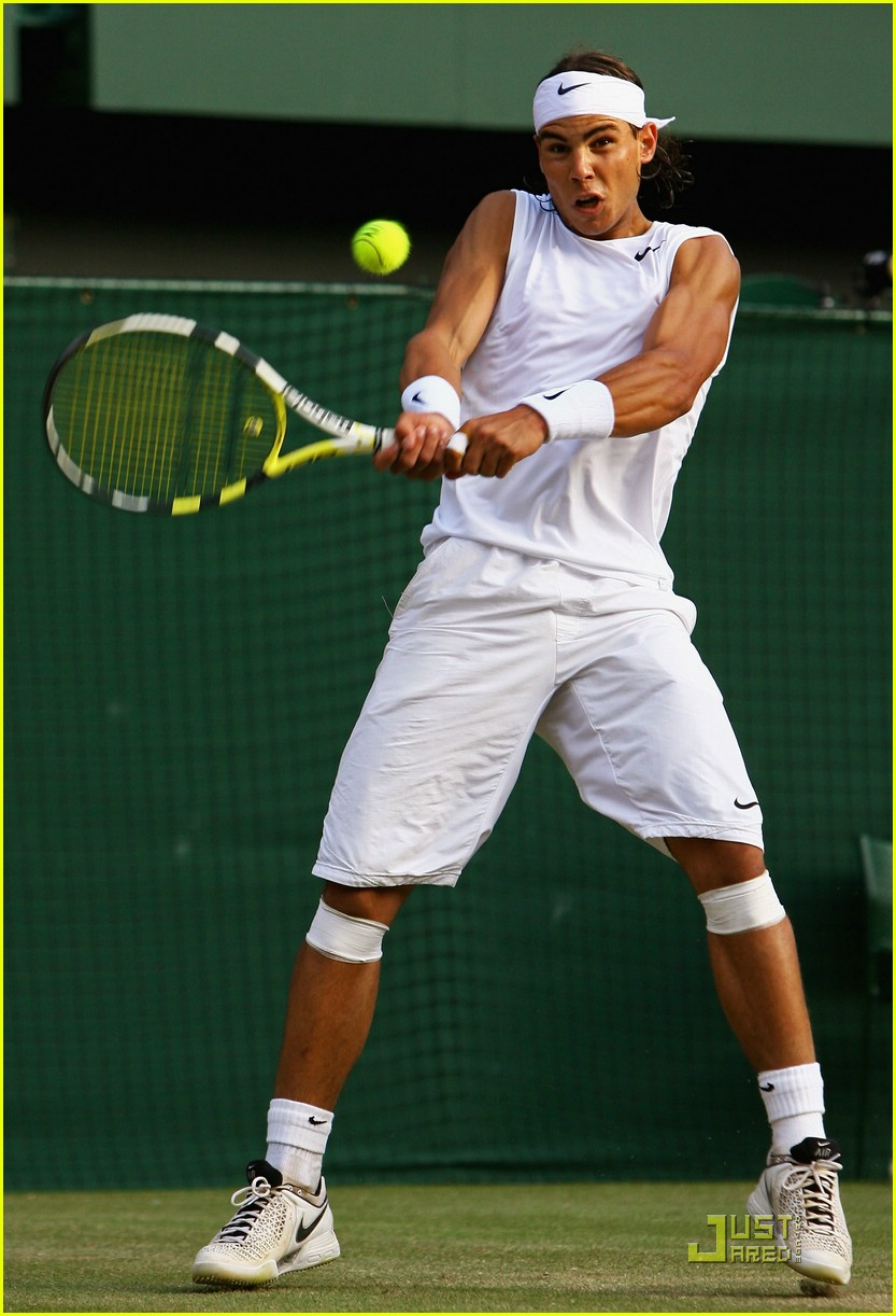 who won wimbledon rafael nadal 52