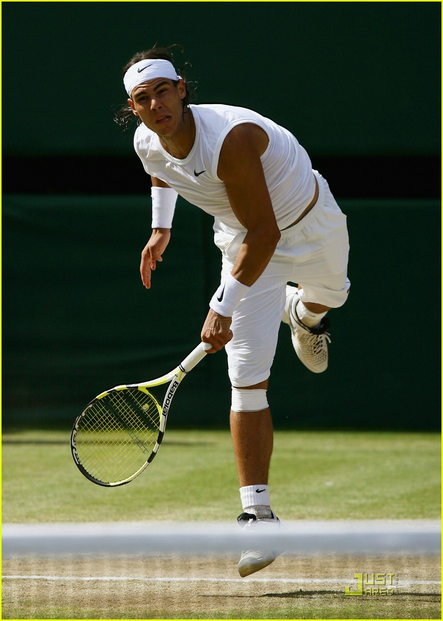 who won wimbledon rafael nadal 60