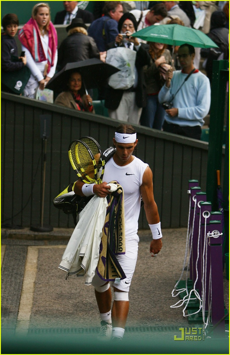 who won wimbledon rafael nadal 67