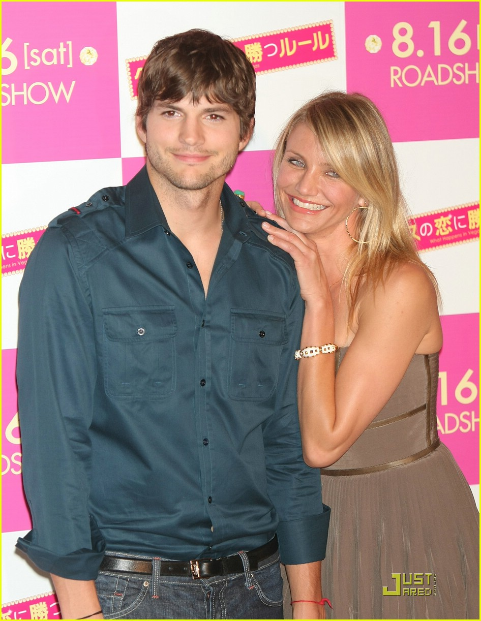 cameron diaz ashton kutcher tokyo 02