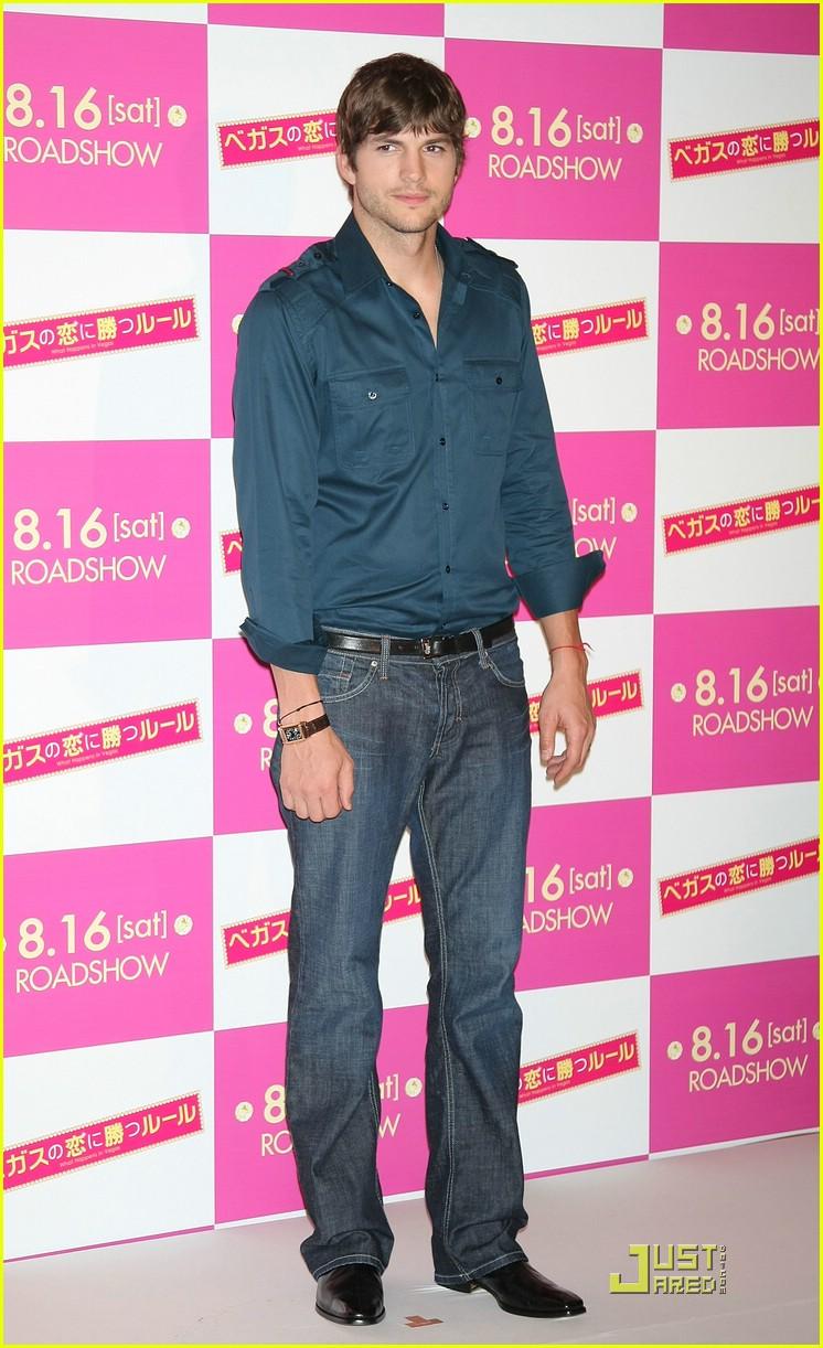 cameron diaz ashton kutcher tokyo 14