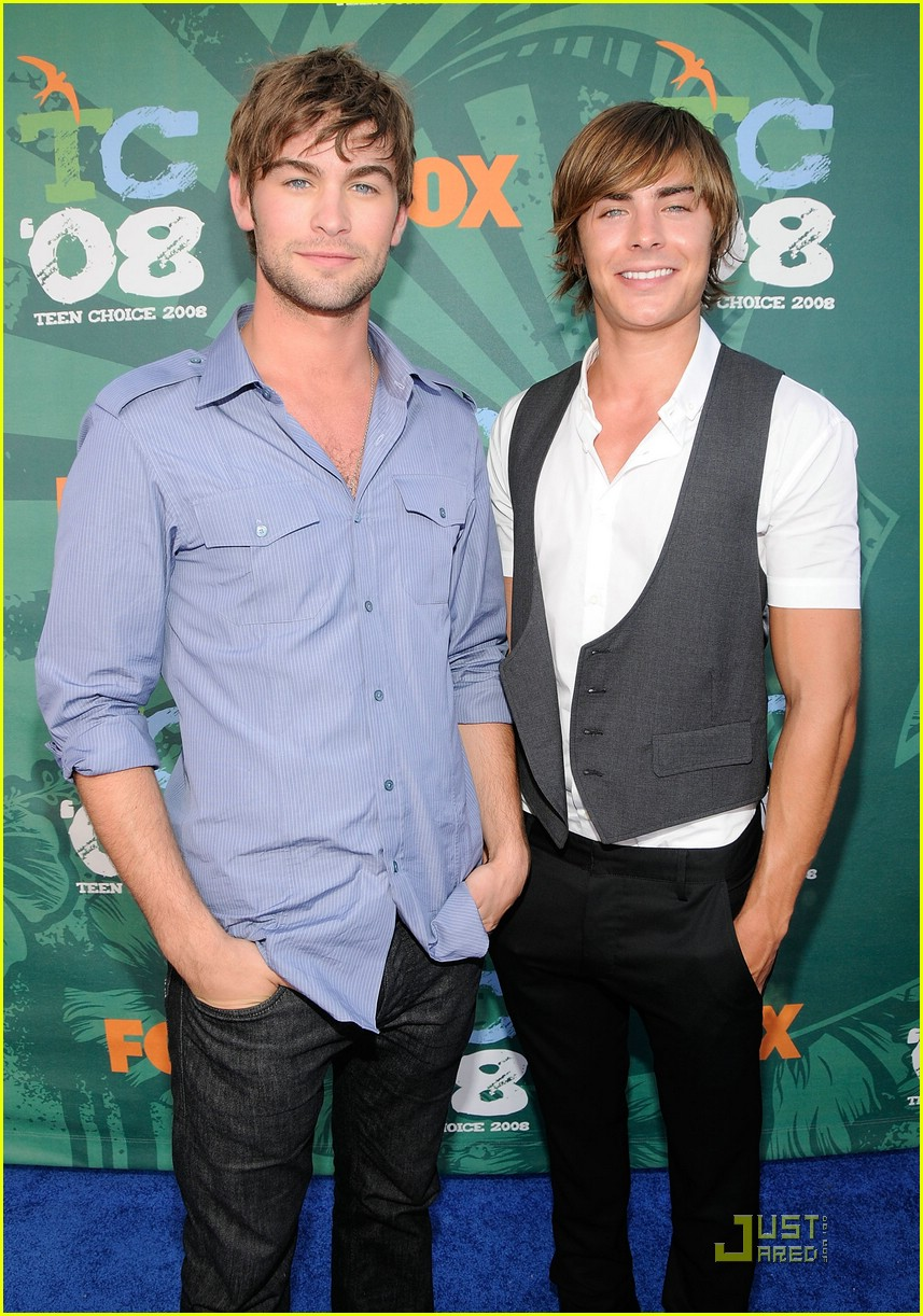 Chace Crawford - Teen Choice Awards 2008